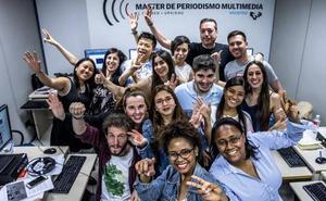 Últimos días para inscribirse en el Máster de Periodismo Multimedia con prácticas en DV