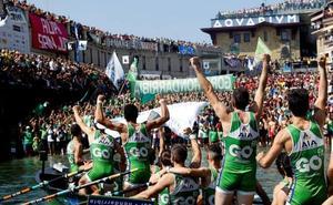 Hondarribia acoge hoy el final de la Liga de trainerillas y mañana el territorial