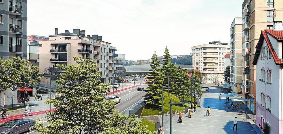 San Sebastián: Amontonar proyectos antes del 26-M