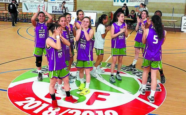 El Ointxe! Araski debuta en el Campeonato de España