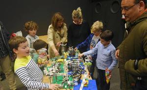 Más de 200 niños participan en la Basque Robot League