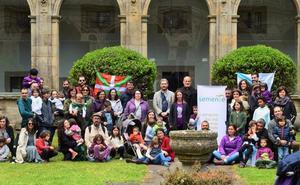 Galegozko eskoletan, ikastolen lana eredu