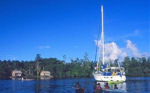 Cuando el Pacífico era el 'Lago Español'