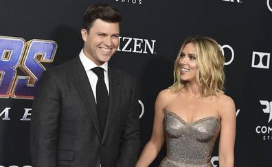 Scarlett Johansson, tercera boda a la vista