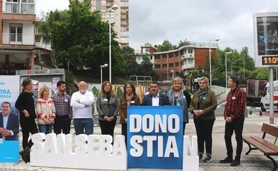 Elecciones 26M: Gasco plantea un plan de empleo para barrios en los que la tasa de paro es superior a la media de la ciudad
