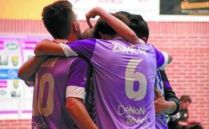 Importante victoria del Lauburu Ibarra en Calatayud
