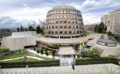 Los letrados del Constitucional se oponen al recurso de Iceta por el veto al Senado