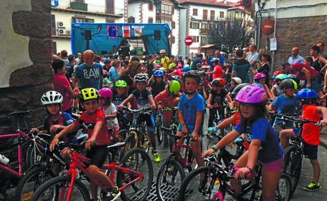 Iniciativa preventiva e informativa sobre el uso de la bicicleta