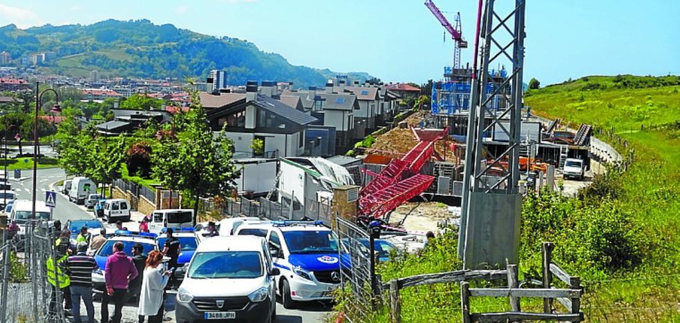Jornada trágica con dos fallecidos en accidentes laborales en Zestoa y Zarautz