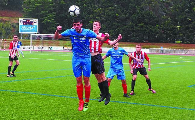El Haundi escala hasta la décima plaza tras golear al Hondarribia (4-0)