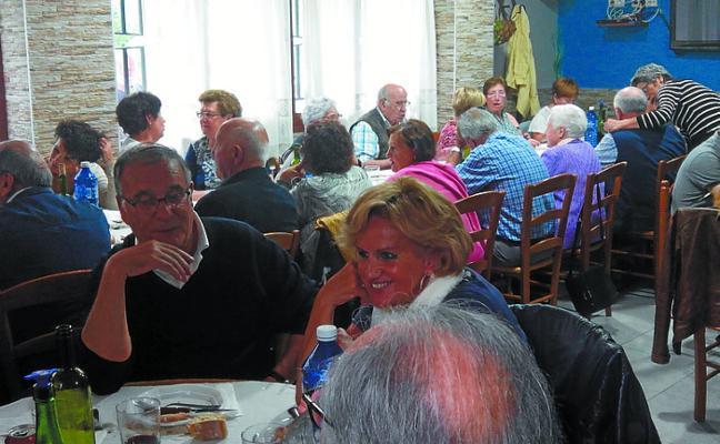 Itinerarios por el Valle de Leitzaran con el club de jubilados Santa Cruz