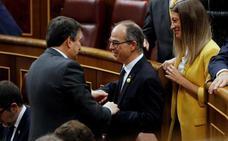 De los afectuosos saludos del PNV y EH Bildu a los presos del 'procés' al «tenemos que hablar» de Junqueras y Sánchez