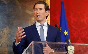 El canciller austriaco se deberá enfrentar el lunes a una moción de censura