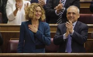 Batet pide «sosiego» antes de decidir si suspende a diputados presos