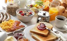 Desayunar, comer y cenar tienen su hora