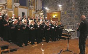 Gran concierto de primavera de la coral Goiz Eguzki