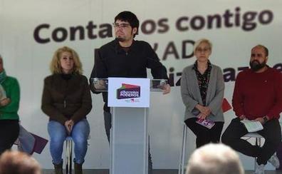 Elecciones 26M: Lander Martínez advierte que votar al PSE-EE es «votar al PNV, votar a la derecha»