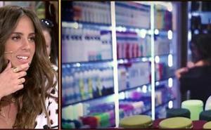 La 'pillada' a Anabel Pantoja con un desodorante en el 'super'
