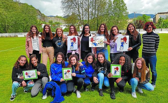 Convocadas todas las chicas a jugar a fútbol el sábado en Agorrosin