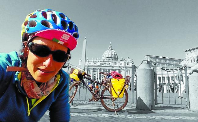 La bici como símbolo de empoderamiento femenino calienta la Bira