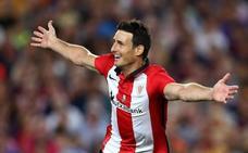 Aduriz renueva una temporada más con el Athletic de Bilbao