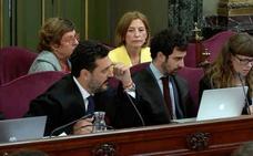 Forcadell deja claro en el Supremo que no quiere inmolarse en el altar independentista