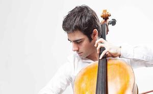El violonchelista Pablo Ferrández debuta con la OSE