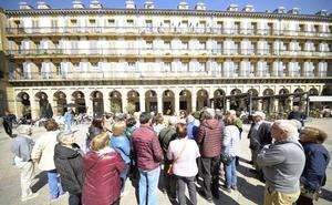 Gipuzkoa ha recibido ya 25.000 turistas más que en los primeros cuatro meses de 2018