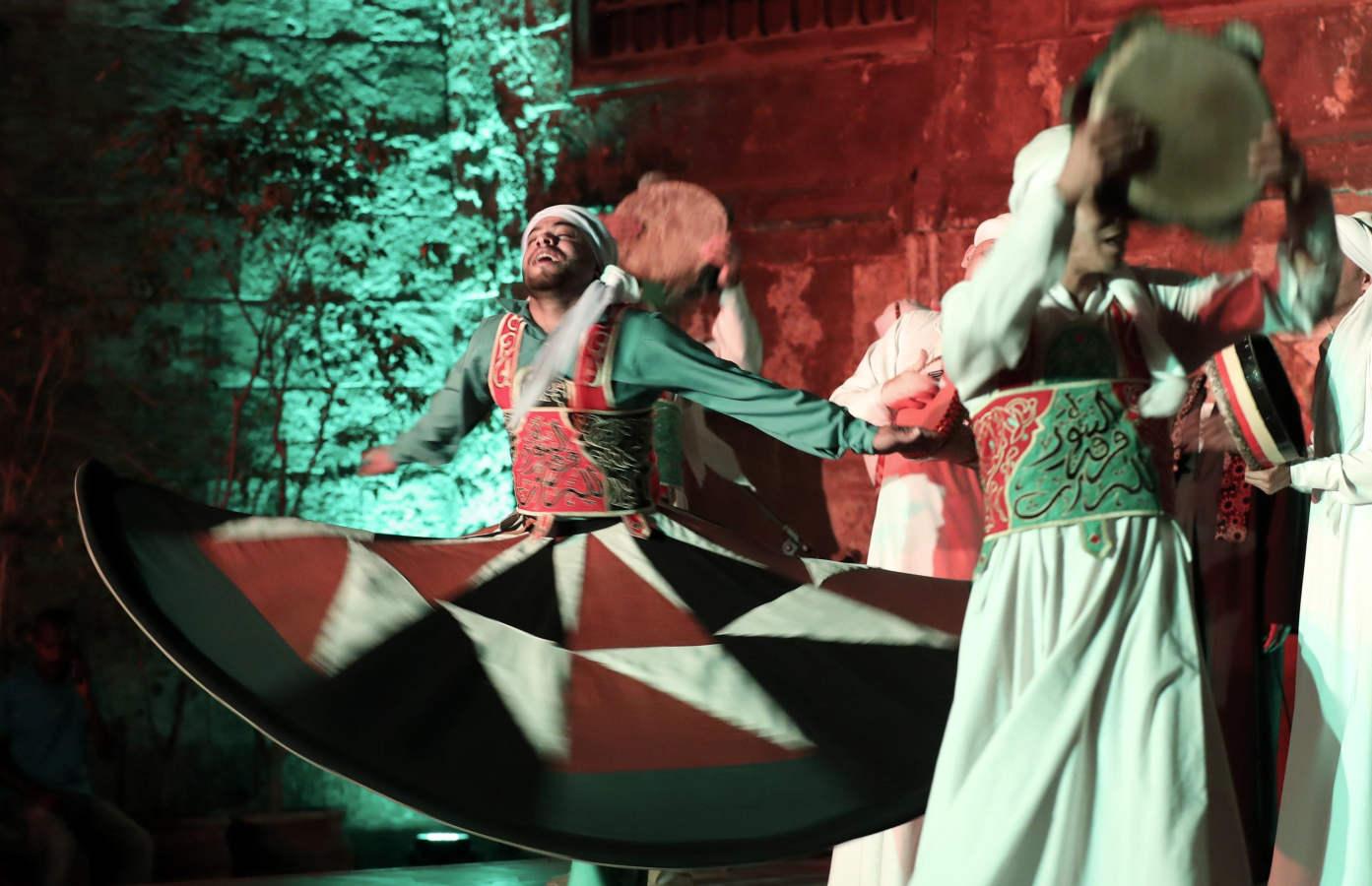 Egipto sale a bailar