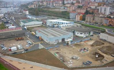 El puerto de Pasaia licita la construcción de los pabellones de cubierta transitable