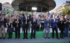 Olano: «Gipuzkoa va a elegir entre dos modelos, entre la izquierda abertzale y el PNV»