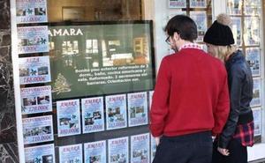 Donostia sigue siendo la ciudad más cara en vivienda libre