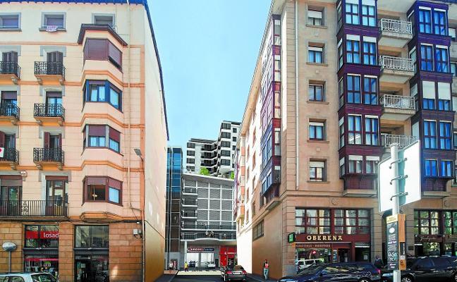 La constructora de Errekatxu cierra acuerdos para construir 150 viviendas y 500 garajes