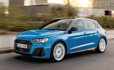 Audi A1 Sportback, como sus hermanos mayores