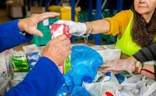 El Banco de Alimentos de Gipuzkoa pone en marcha una campaña de recogida de leche