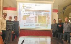 La escuela de escalada de Araotz pasa a ser una infraestructura municipal