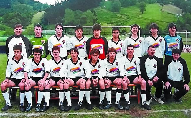 Se cumplen 25 años de que el equipo juvenil se mantuvo en Liga Nacional