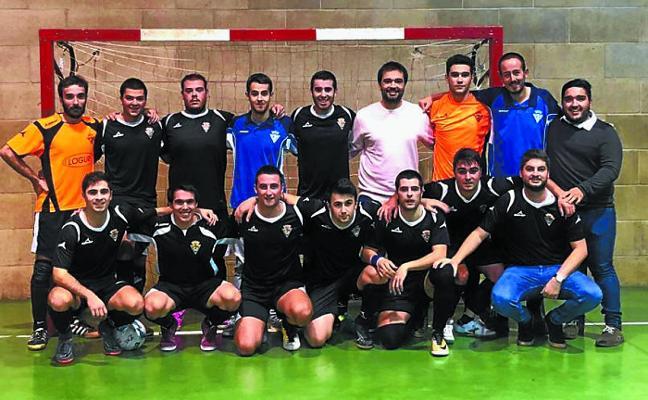 Las finales de la Liga Guipuzcoana de fútbol sala, hoy en el Aritzbatalde