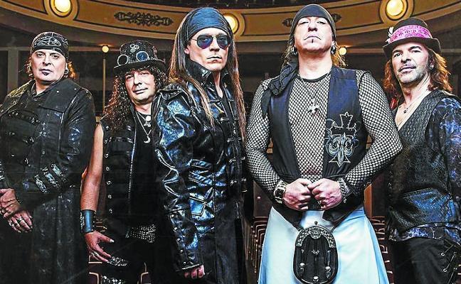 Los presanjuanes citan en Eibar a los grupos Mägo de Oz, Lord Witch y Nøgen