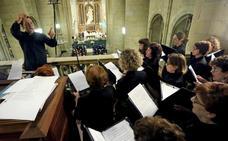 La Coral Andra Mari y la Sinfónica de Bilbao clausuran Musikaste