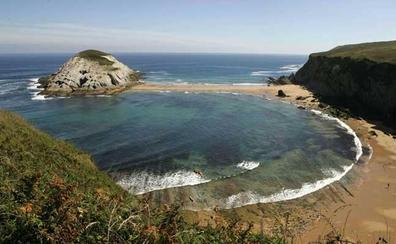 Cantabria, en cinco playas