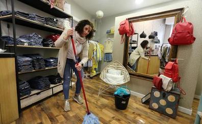 Las inundaciones del pasado fin de semana en Gipuzkoa dejan una factura de 2,5 millones