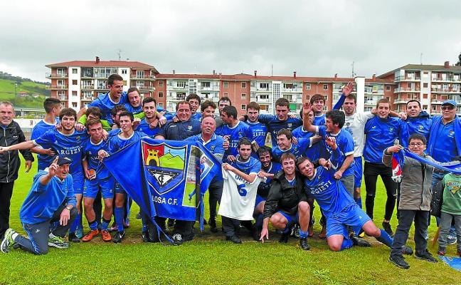 ¡¡El Tolosa CF es de Tercera !!