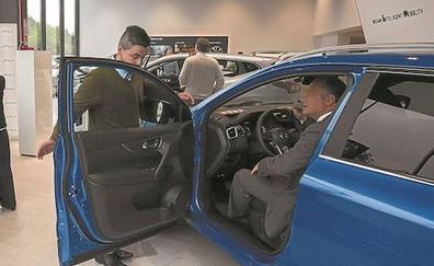El 'renting' de coches particulares se dispara un 102% en Gipuzkoa en los dos últimos años