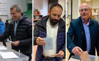 Elecciones forales Gipuzkoa: Cierran los colegios, a la espera de los primeros datos