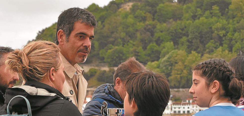 Elecciones municipales 2019 San Sebastián: Eneko Goia, el alcalde que cose y plancha mientras ve la televisión