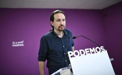 Iglesias abre un proceso de renovación en Podemos pero no dimite