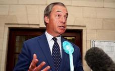 Los británicos envían a Estrasburgo a eurodiputados que no quieren serlo
