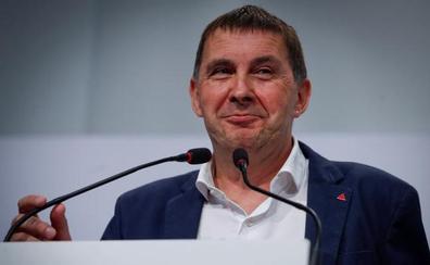 Elecciones municipales y forales 2019 Gipuzkoa: Otegi cree que, pese a que Gipuzkoa «prefiere acuerdos con EH Bildu», el PNV pactará con el PSE