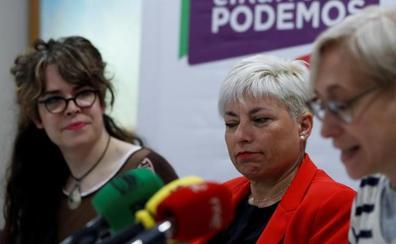 Elecciones forales 2019 en Gipuzkoa: Valiente reconoce que no han logrado los resultados que deseaban y buscarán «cómo mejorar»